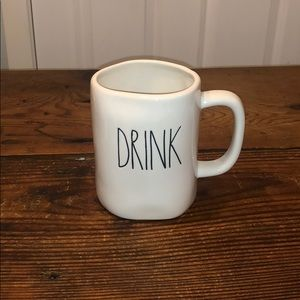 Rae Dunn Mug DRINK